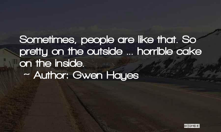 Gwen Hayes Quotes 1326723
