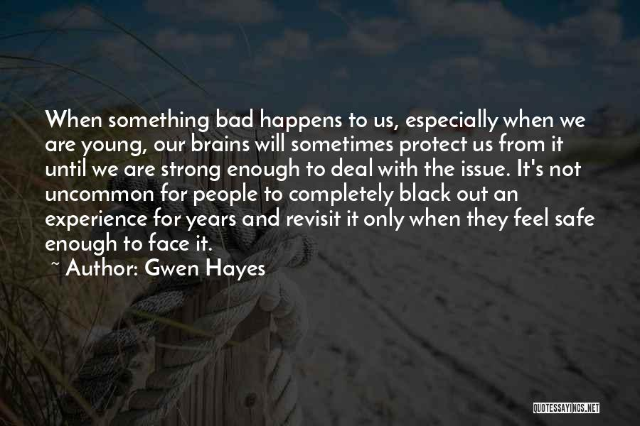 Gwen Hayes Quotes 1355749