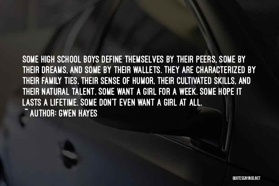 Gwen Hayes Quotes 1556807
