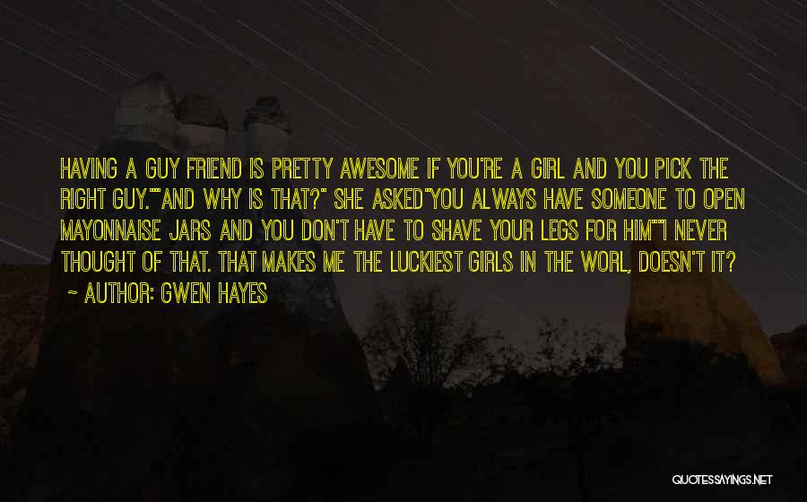 Gwen Hayes Quotes 2134408