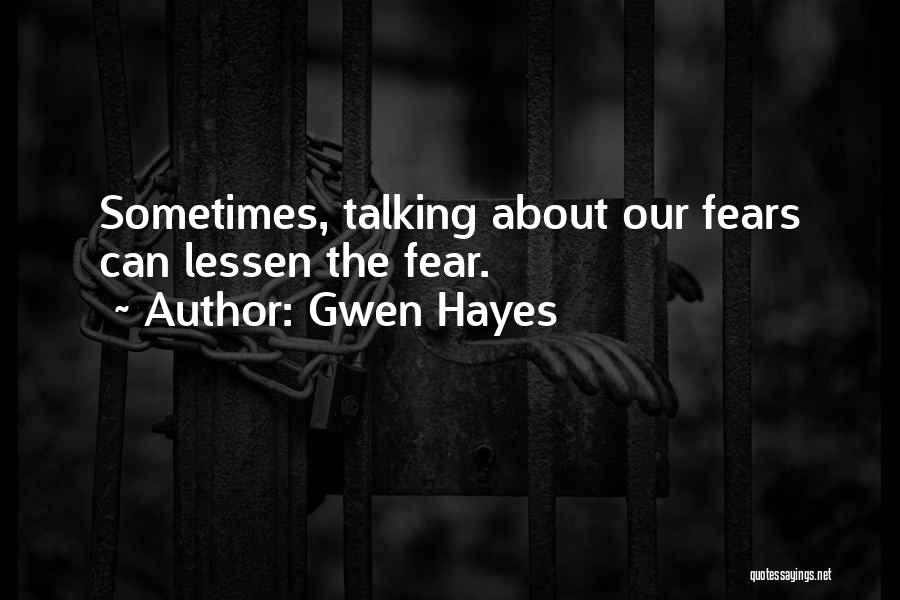 Gwen Hayes Quotes 2193191