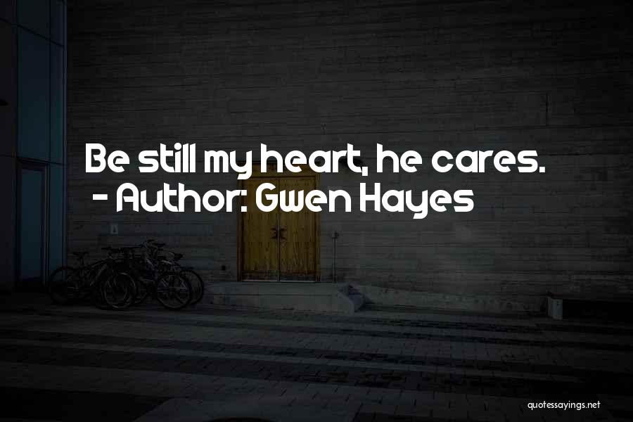 Gwen Hayes Quotes 304867