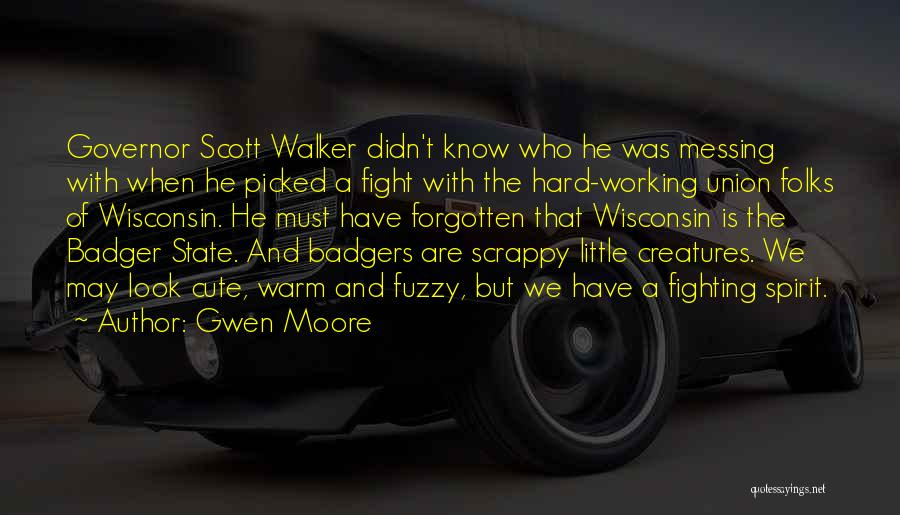 Gwen Moore Quotes 1353377