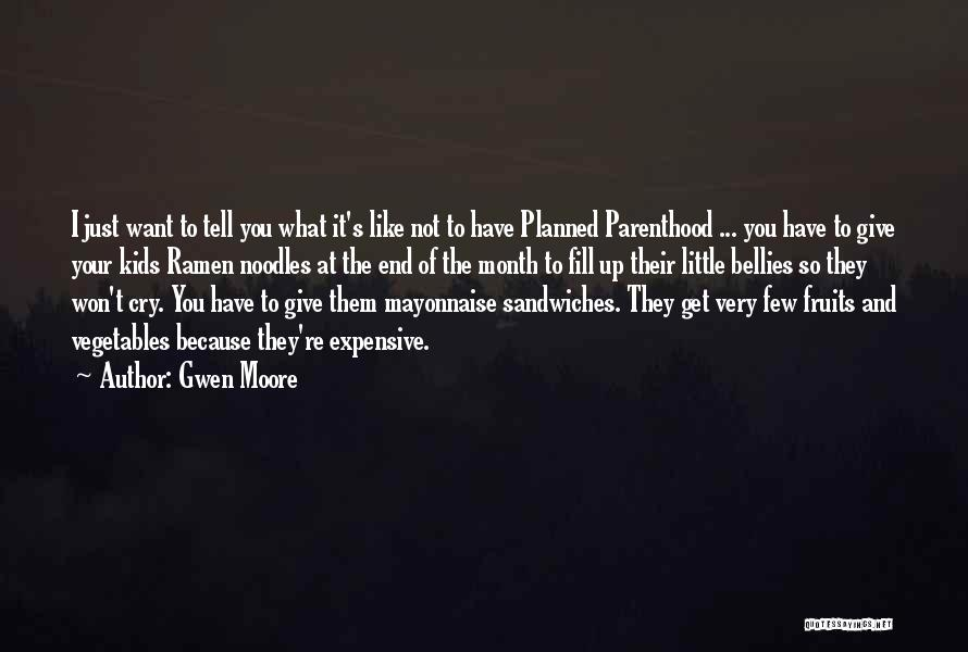 Gwen Moore Quotes 705328