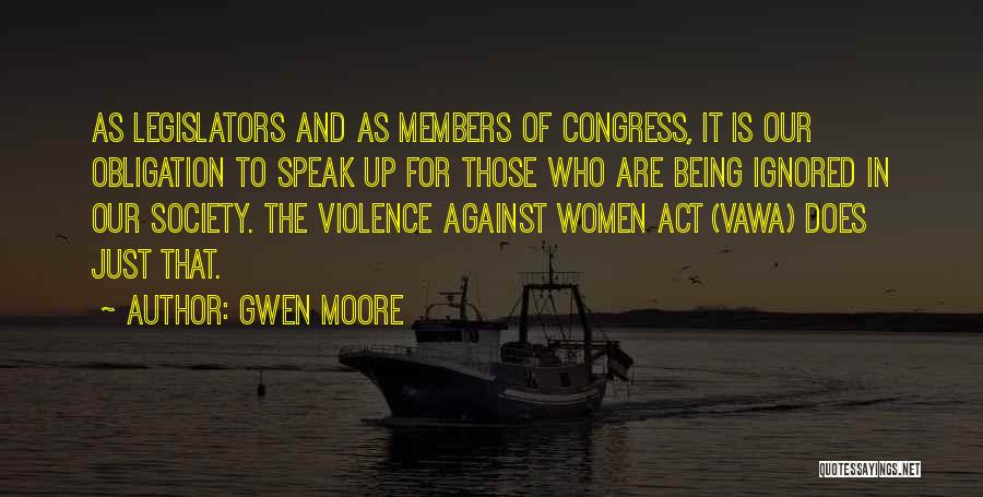Gwen Moore Quotes 935197