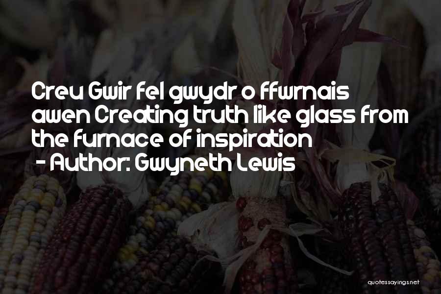 Gwyneth Lewis Quotes 87914