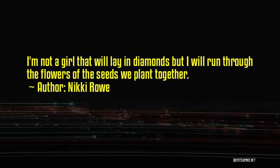 Gypsy Free Spirit Quotes By Nikki Rowe