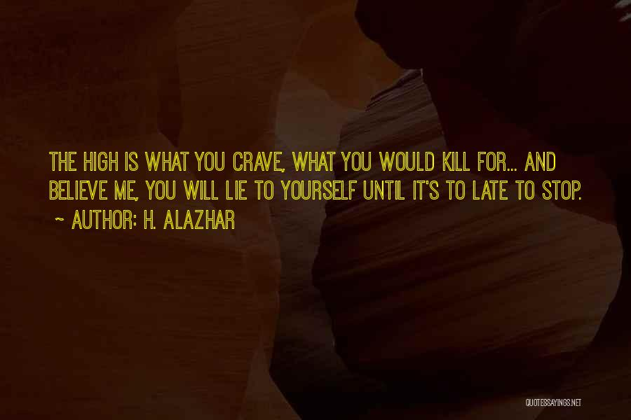 H. Alazhar Quotes 1680005