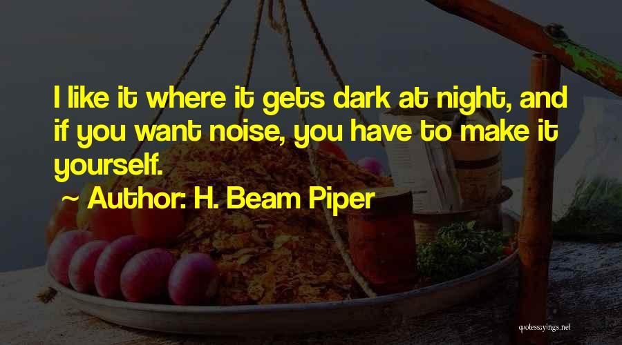 H. Beam Piper Quotes 1101246