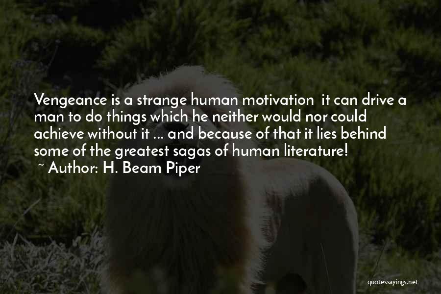 H. Beam Piper Quotes 1233455