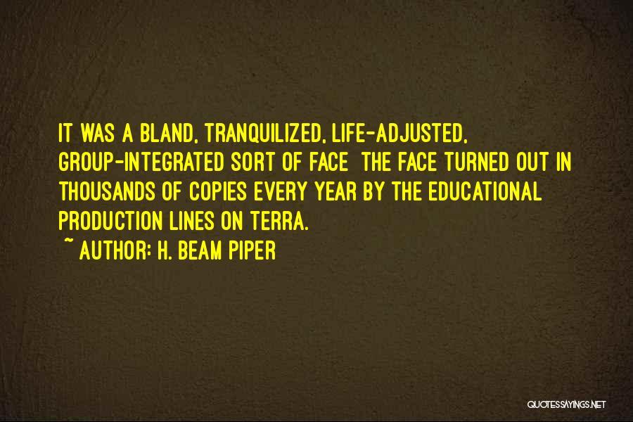 H. Beam Piper Quotes 1264288