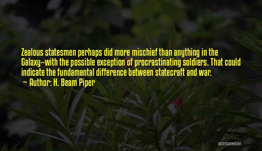 H. Beam Piper Quotes 1334466