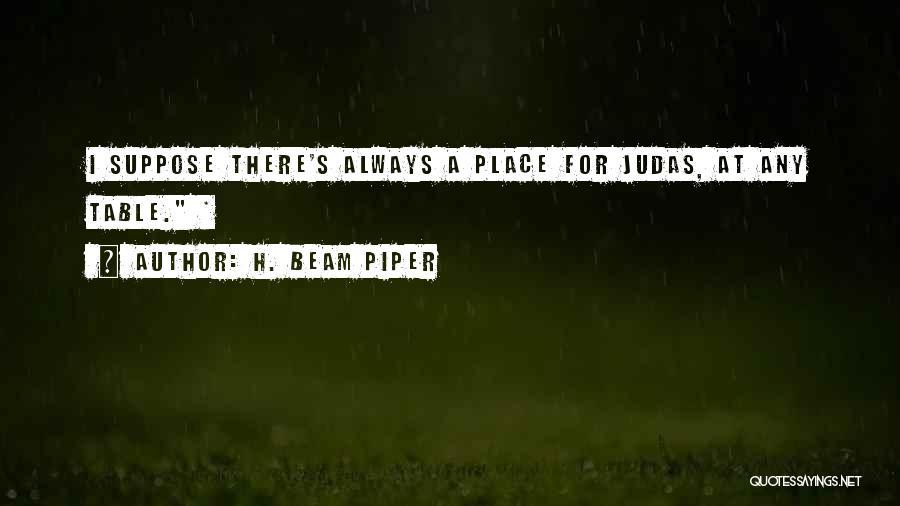 H. Beam Piper Quotes 1467465