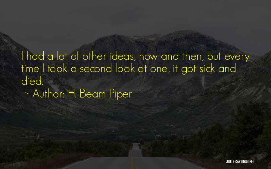 H. Beam Piper Quotes 2206182