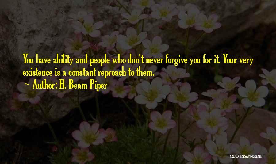 H. Beam Piper Quotes 2252826