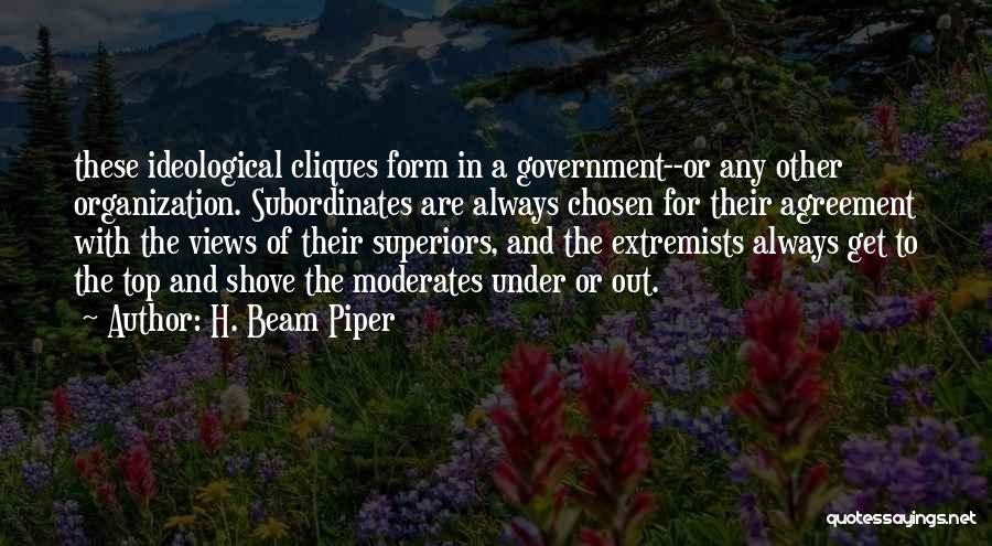 H. Beam Piper Quotes 379031