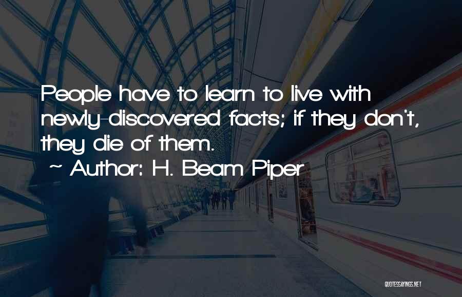 H. Beam Piper Quotes 636137