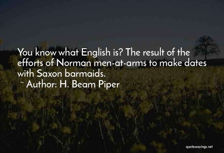 H. Beam Piper Quotes 901403