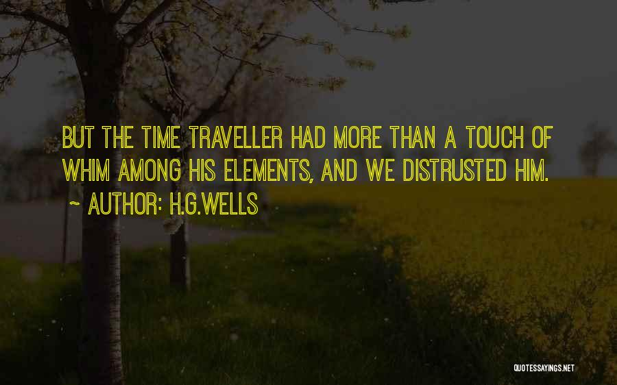 H.G.Wells Quotes 1070210
