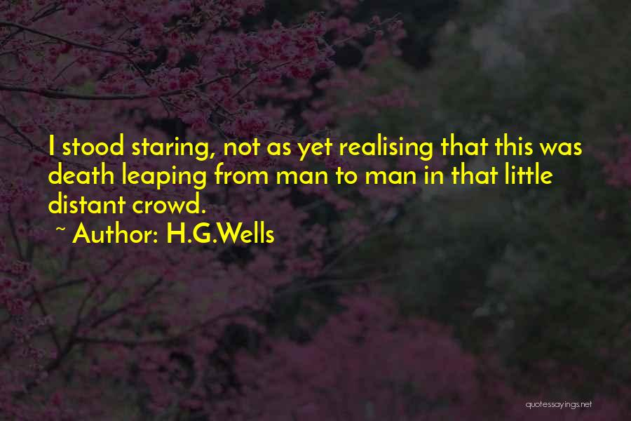 H.G.Wells Quotes 1203108