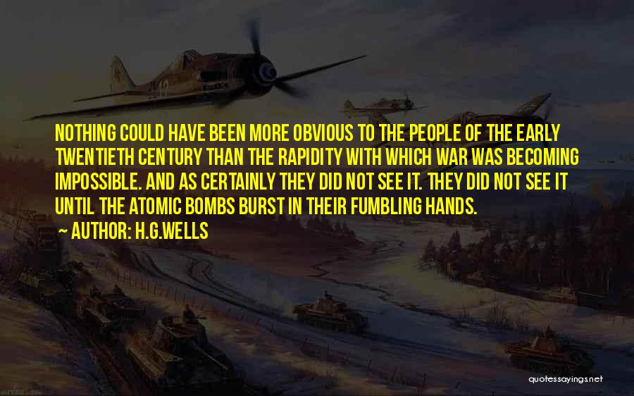 H.G.Wells Quotes 1264078