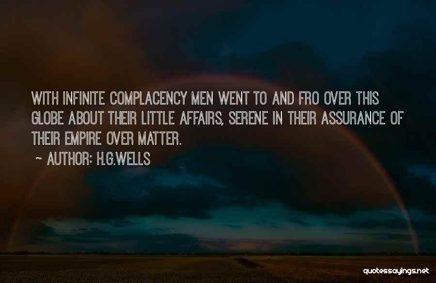 H.G.Wells Quotes 1275677