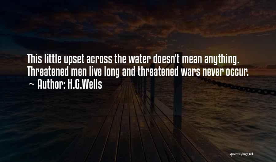 H.G.Wells Quotes 1307323