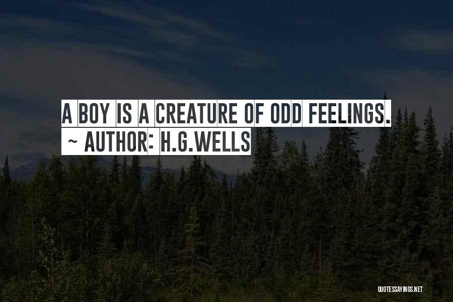 H.G.Wells Quotes 1371055
