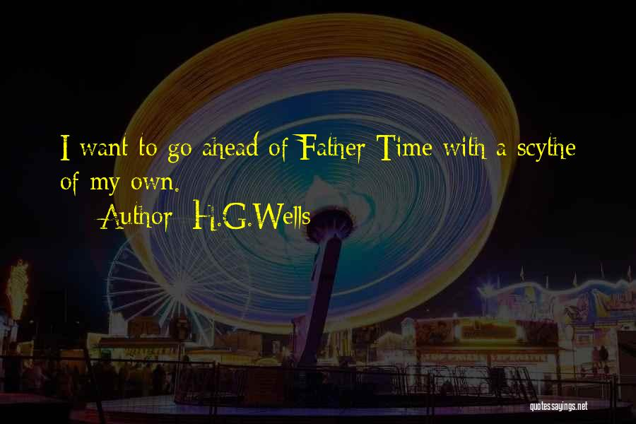 H.G.Wells Quotes 1411470