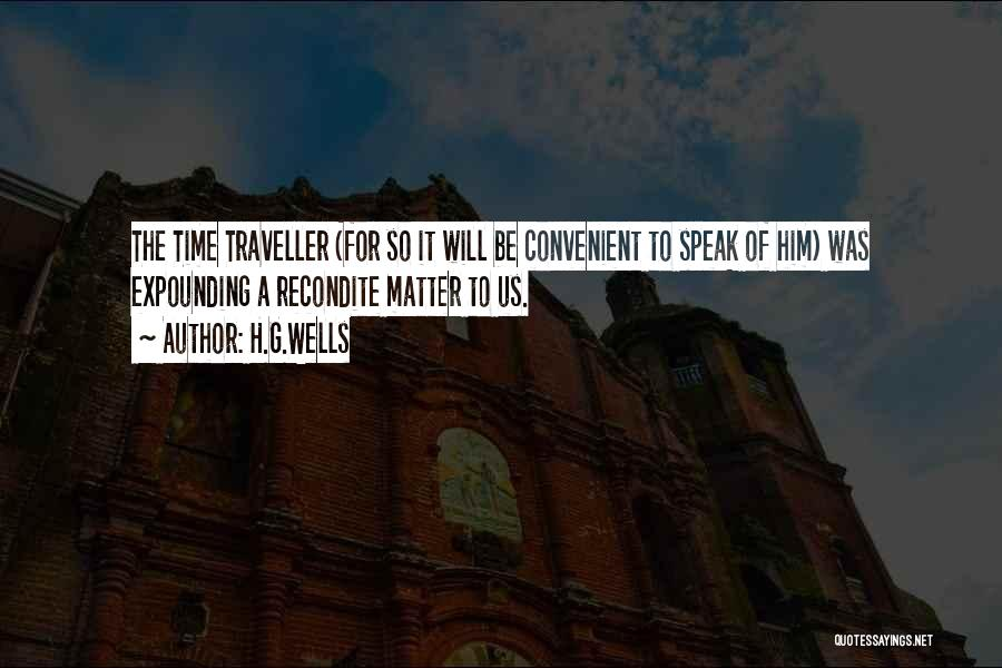 H.G.Wells Quotes 1544541