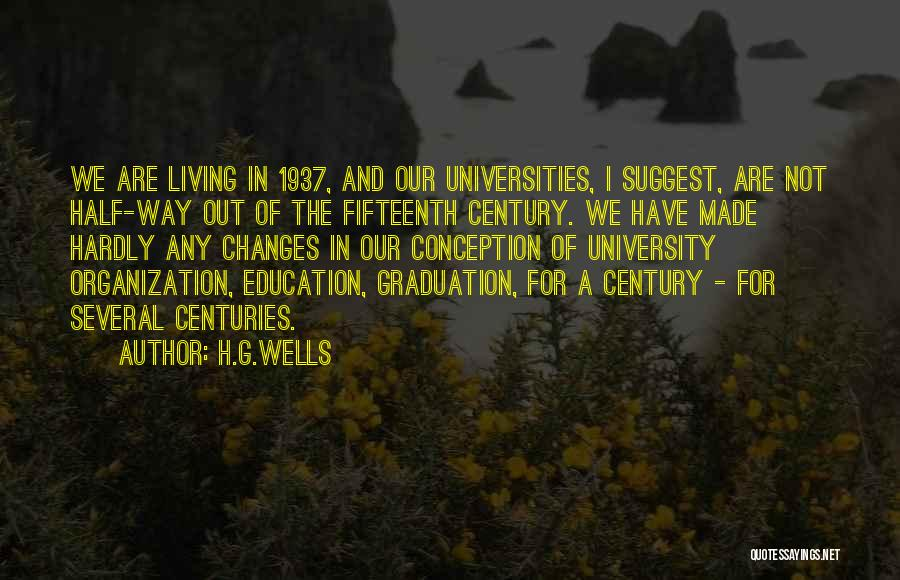 H.G.Wells Quotes 1569540