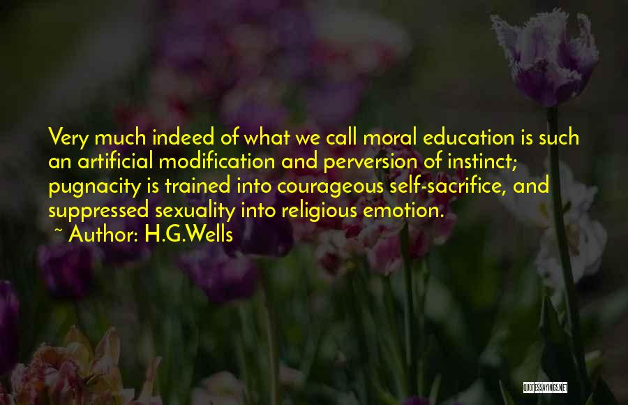 H.G.Wells Quotes 1615402