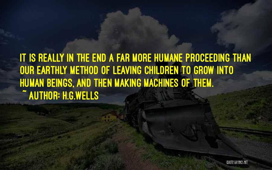 H.G.Wells Quotes 1681462
