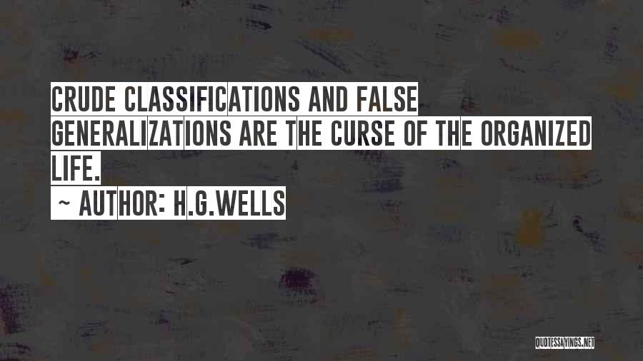 H.G.Wells Quotes 1718439
