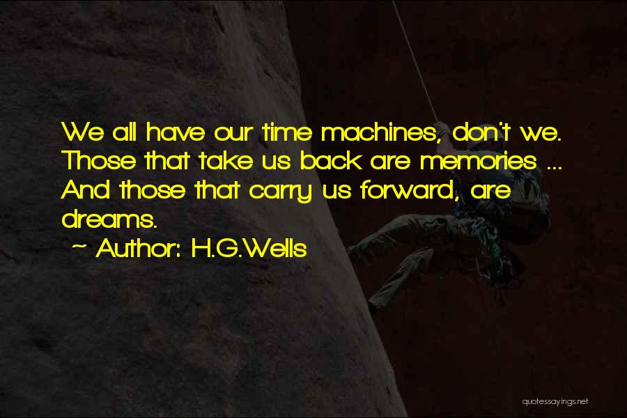 H.G.Wells Quotes 1719716