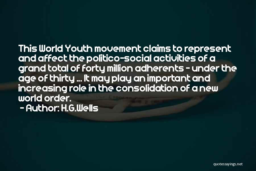 H.G.Wells Quotes 1777979