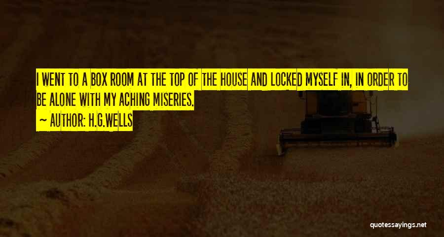 H.G.Wells Quotes 1815102