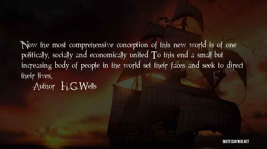 H.G.Wells Quotes 1842725