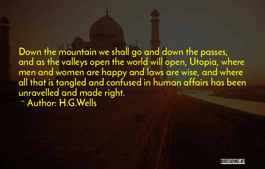 H.G.Wells Quotes 1849306