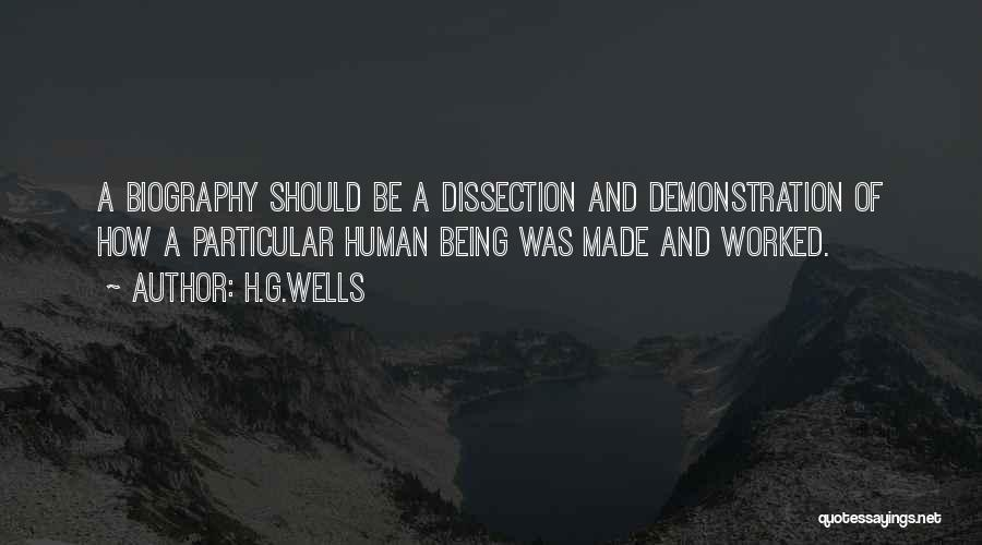 H.G.Wells Quotes 197471