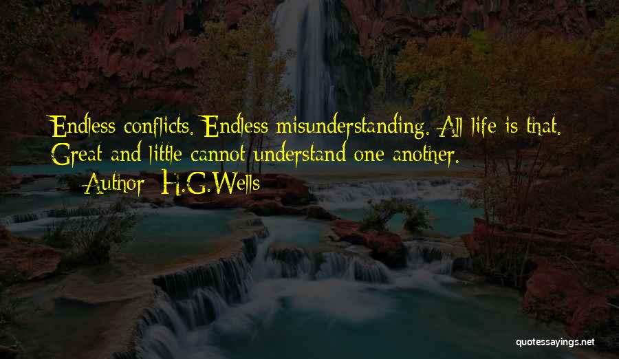 H.G.Wells Quotes 202400