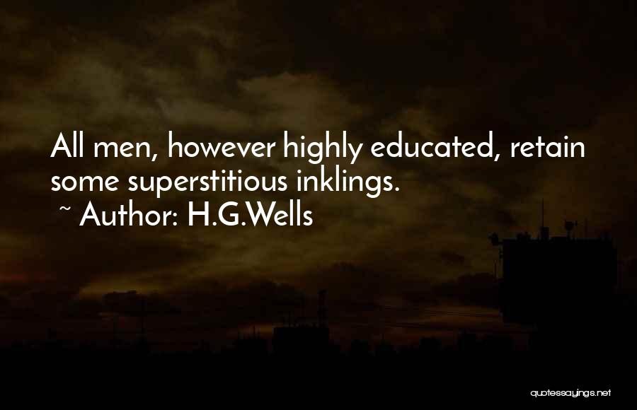 H.G.Wells Quotes 2134213