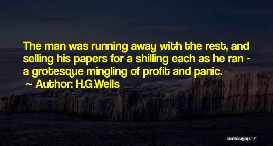 H.G.Wells Quotes 2134424