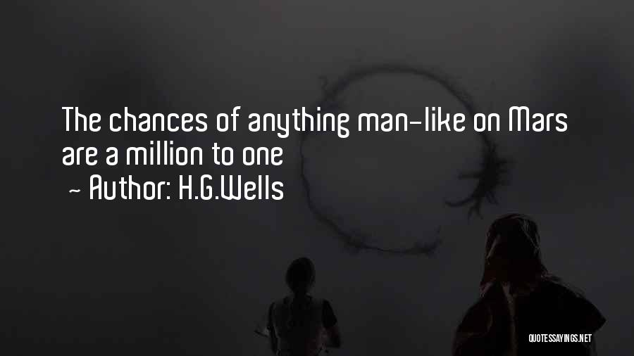 H.G.Wells Quotes 2169269