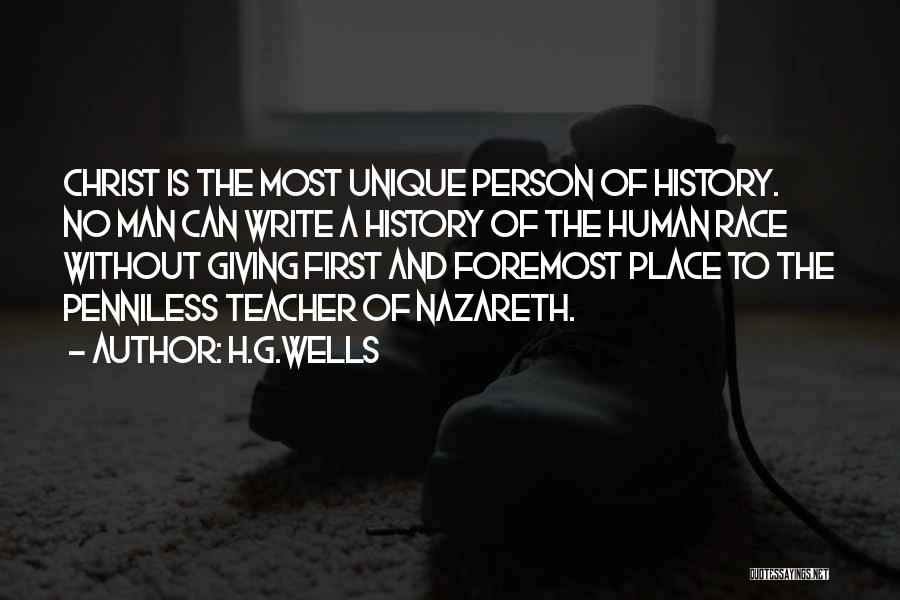 H.G.Wells Quotes 2234575