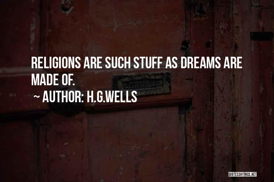 H.G.Wells Quotes 234727