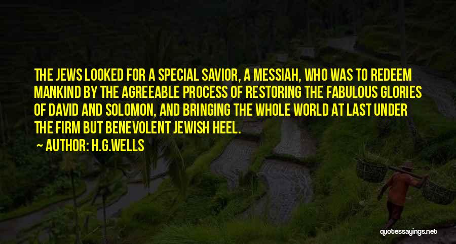 H.G.Wells Quotes 309262