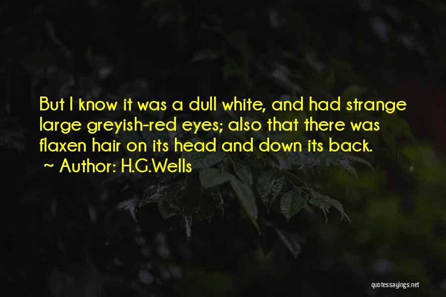H.G.Wells Quotes 392478