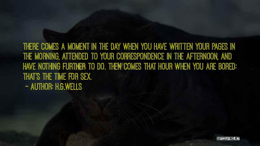H.G.Wells Quotes 443466