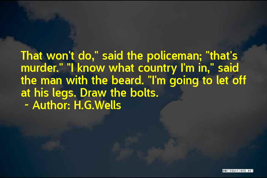 H.G.Wells Quotes 471296